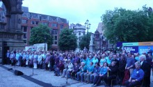 Costal Voices Wateraid Manchester 2011
